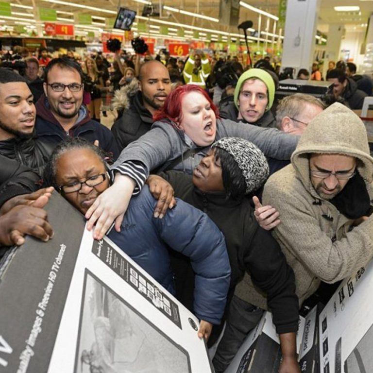 4 'Black' Things about Black Friday You've Never Know Before
