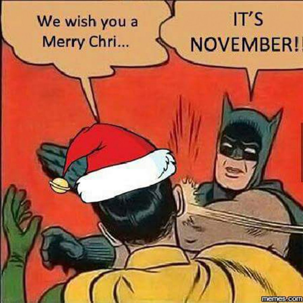 Memes That Explain Christmas Creep PERFECTLY 😂